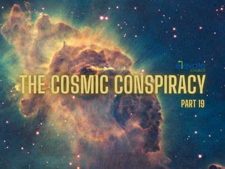 The Cosmic Conspiracy, Part 19