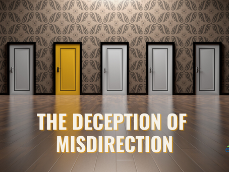 The Deception of Misdirection