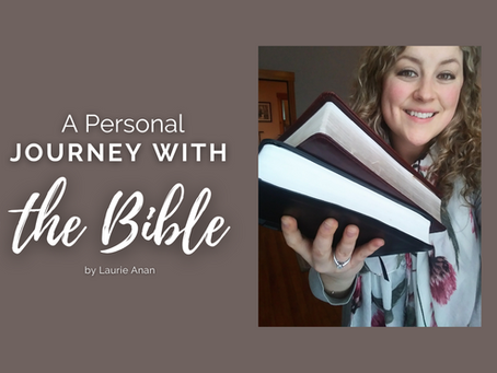 A Personal Journey With The Bible