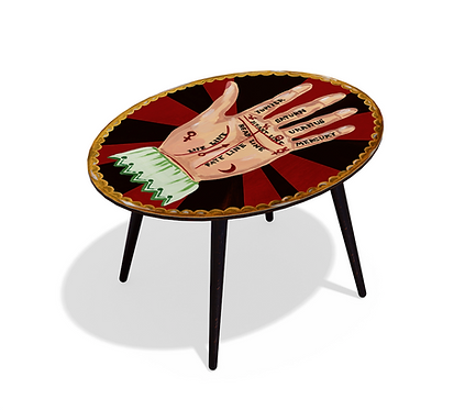 TABLE PALMISTRY