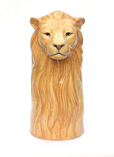 VASE LION