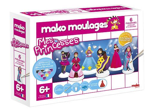 MAKO MOULAGES PRINCESSES