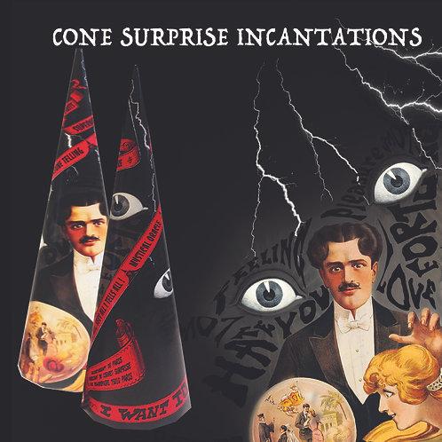 CONE SURPRISE INCANTATIONS