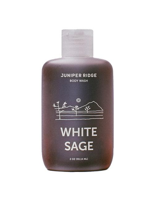GEL DOUCHE WHITE SAGE format voyage