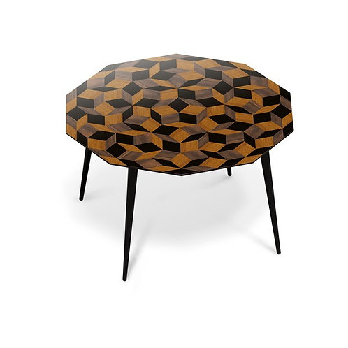 TABLE A DINER WOOD Giant XLarge