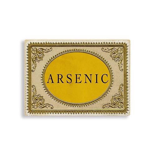 PLANCHETTE ARSENIC