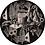 Thumbnail: GUERIDON BOCAGE BELETTE WENGE XL