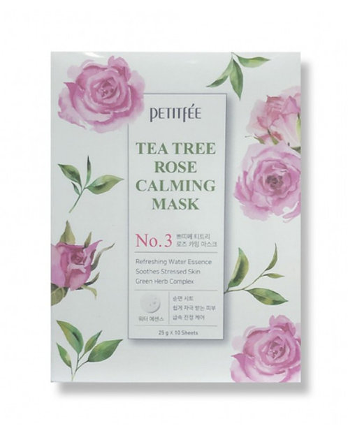 MASQUE CALMANT A LA ROSE