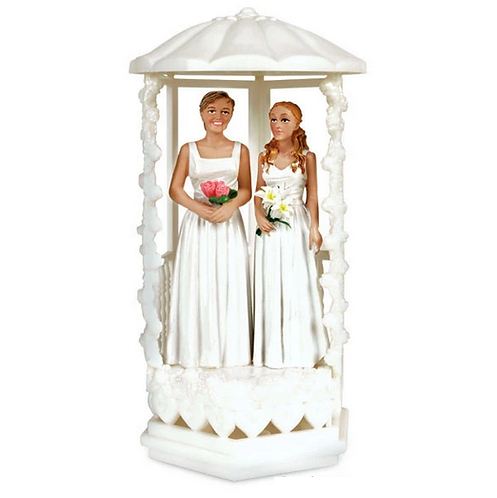 DECORATION GATEAU BRIDES