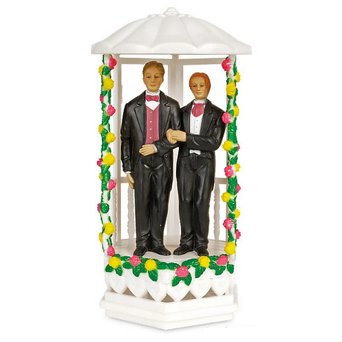 DECORATION GATEAU GROOMS