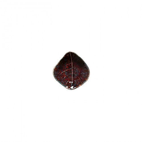 PETITE COUPELLE FEUILLE ROUGE
