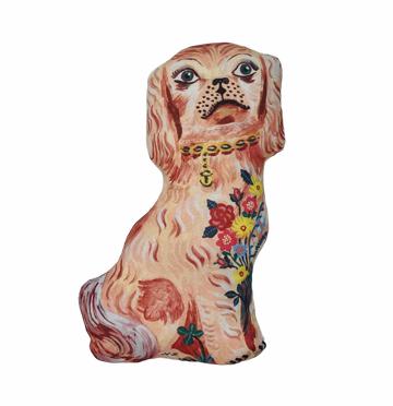 GOLD CHESHIRE DOG