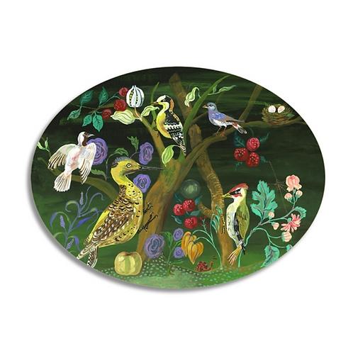 DESSOUS DE PLATS BIRDS