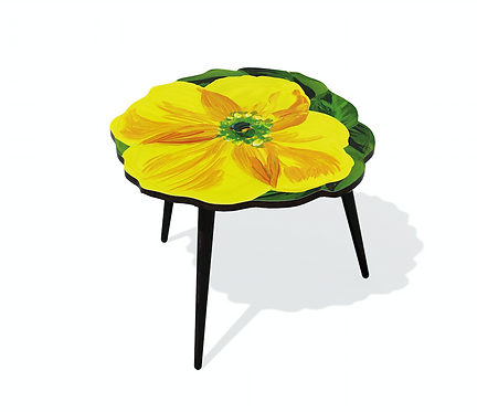 TABLE BUTTERCUP