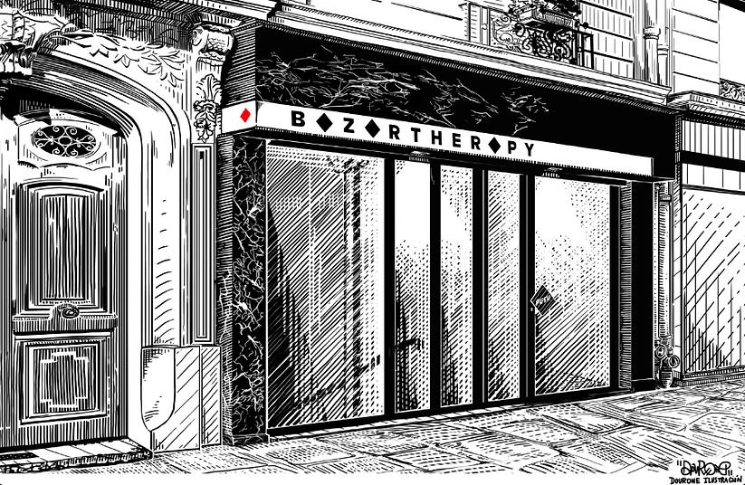 Bazartherapy - Le Drugstore du Cadeau à Paris
