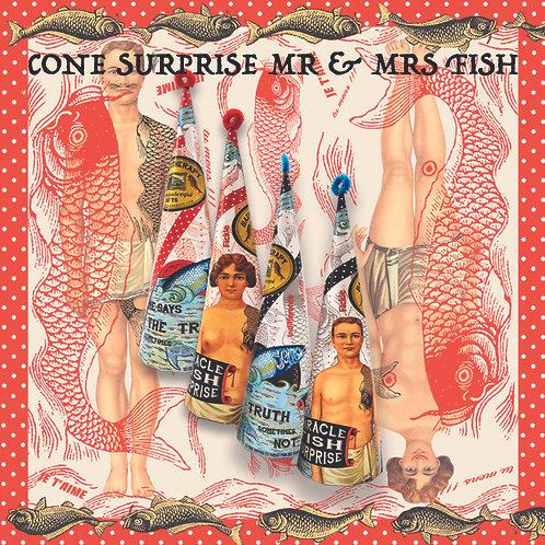 CONE SURPRISE MR FISH