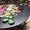 Thumbnail: TABLE DINER ROYAL BOUQUET NOIR
