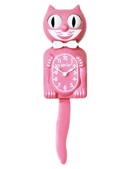KIT-CAT CLOCK ROSE