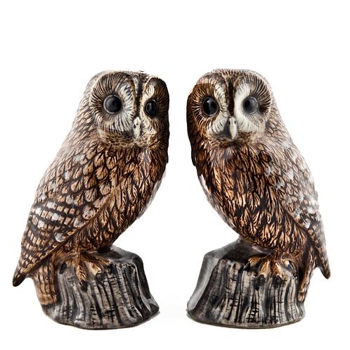 SEL / POIVRE TAWNY OWL