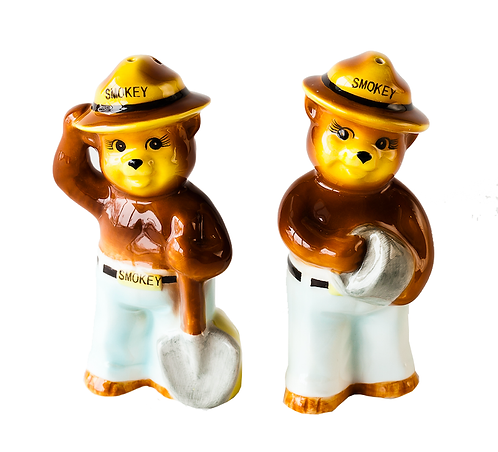 SEL & POIVRE SMOKEY THE BEAR