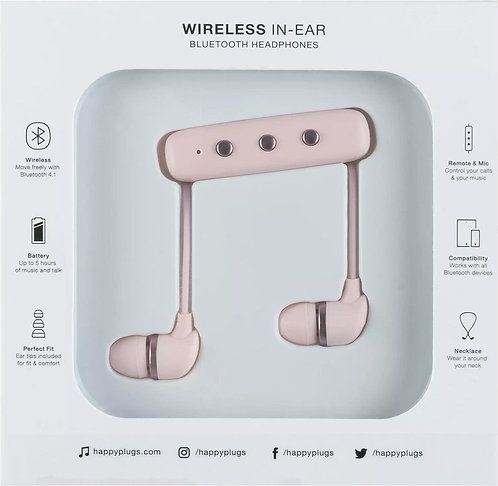 ECOUTEUR BLUETOOTH ROSE