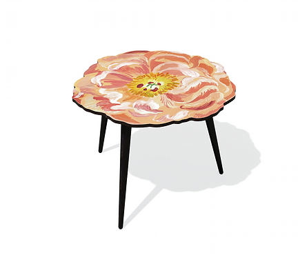 TABLE PEONY
