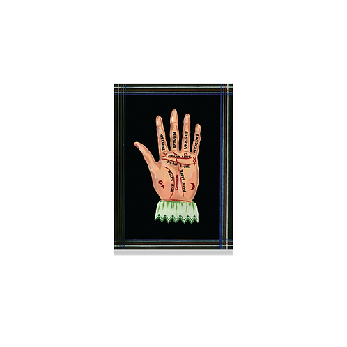 CAHIER PALMISTRY