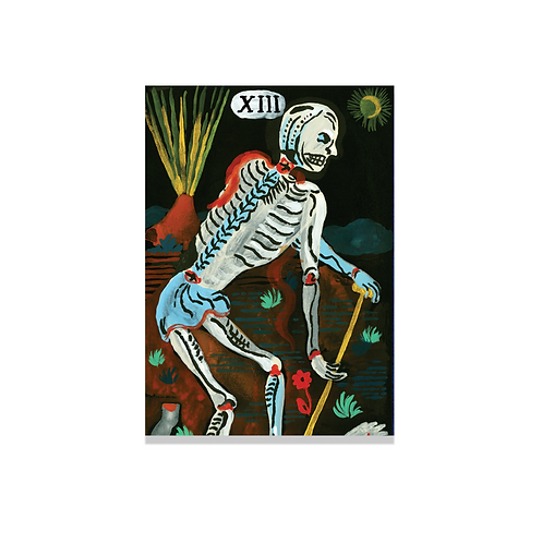CAHIER LA MORT