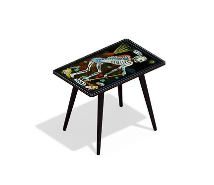 TABLE LA MORT