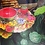 Thumbnail: TABLE FRENCH BOUQUET ROND
