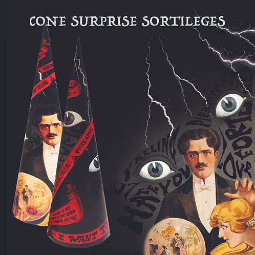 CONE SURPRISE SORTILEGES