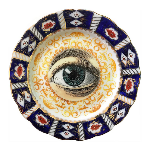 ASSIETTE LOVER'S EYES OCULUS