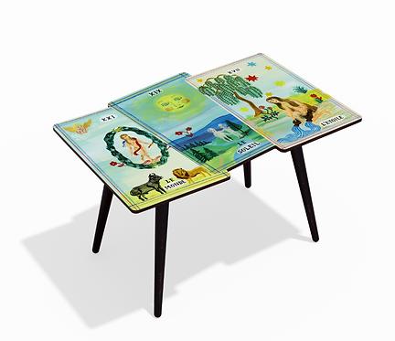 TABLE ARCANES
