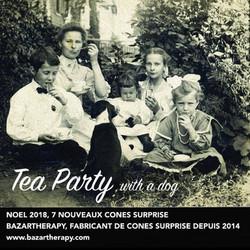 CÔNE SURPRISE TEA PARTY