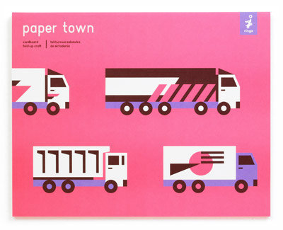 PAPER TOWN ROSE