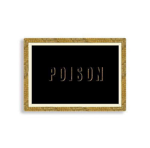 PLANCHETTE POISON