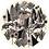 Thumbnail: GUERIDON BOCAGE BELETTE SEPIA XL