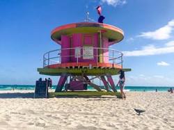 Miami Beach Visitors