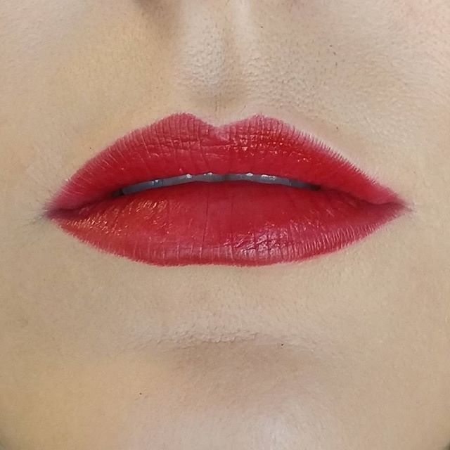 Old Hollywood Lip! _dianabclayton