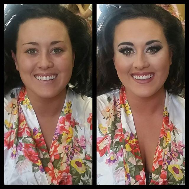 #makeupbypaigeb #makeup #beforeandafter