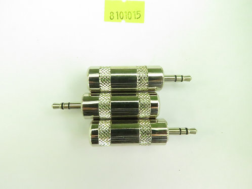 PLUG 3.5 STEREO METAL JUMBITO PL-1300/P-283