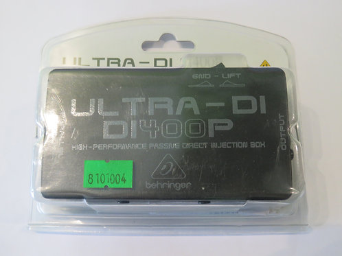 CAJA DIRECTA PASIVA ULTRA-DI DI400P <BEHRINGER>