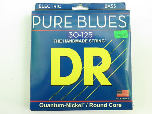 SET DE 6 CUERDAS PURE BLUES PARA BAJO P66-30 <DR>