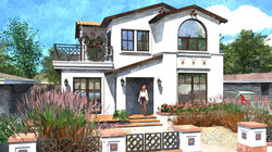San Clemente, CA - Spanish Eclectic