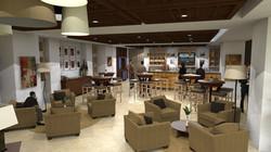 Doha, Qatar - Hotel Lounge Remodel