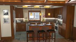 Craftsman Kitchen & Interior Remodel