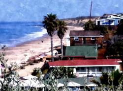 Crystal Cove - Morning Beach Scene