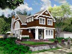 Seattle Shingle-Style Cottage