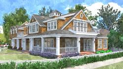 Huntington Beach Shingle-Style Home