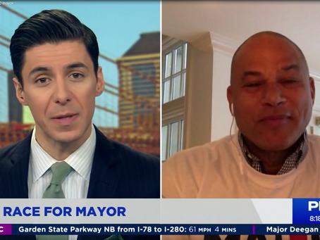Fernando Mateo talks run for NYC mayor